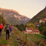 nordic walking w górach